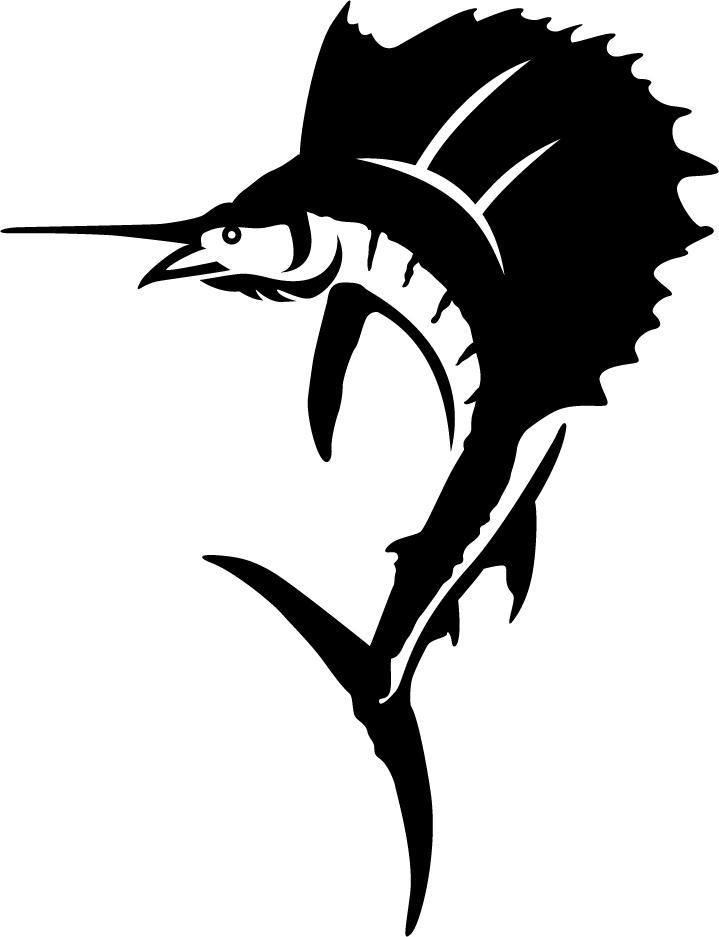 sailfish wall decal Pet Fish Northern Pike Clip Art