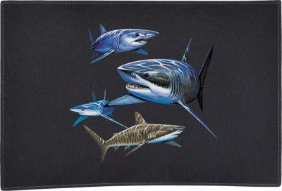 Sharks Door Mat