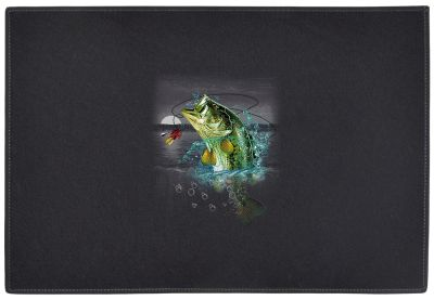Bass Wilderness Door Mat