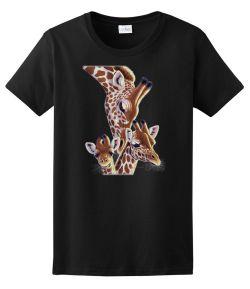 Ladies Giraffe T-shirt