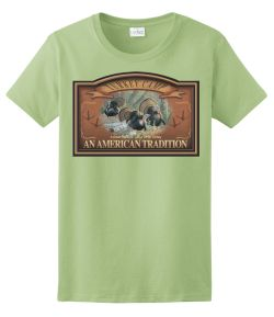 Turkey Camp Ladies Tee
