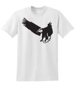 The Eagle is Landing 50/50 Tee