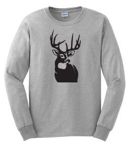 Deer Long Sleeve Tee