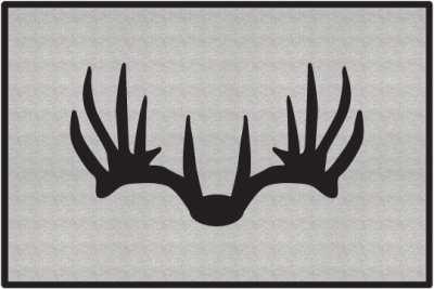 Deer Rack Identification Nice Rack 6 Deer Silhouette