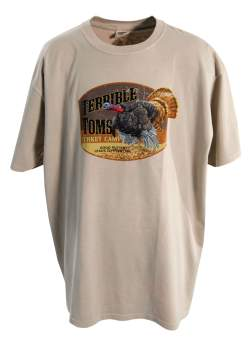 Terrible Toms T-Shirt - Size XL
