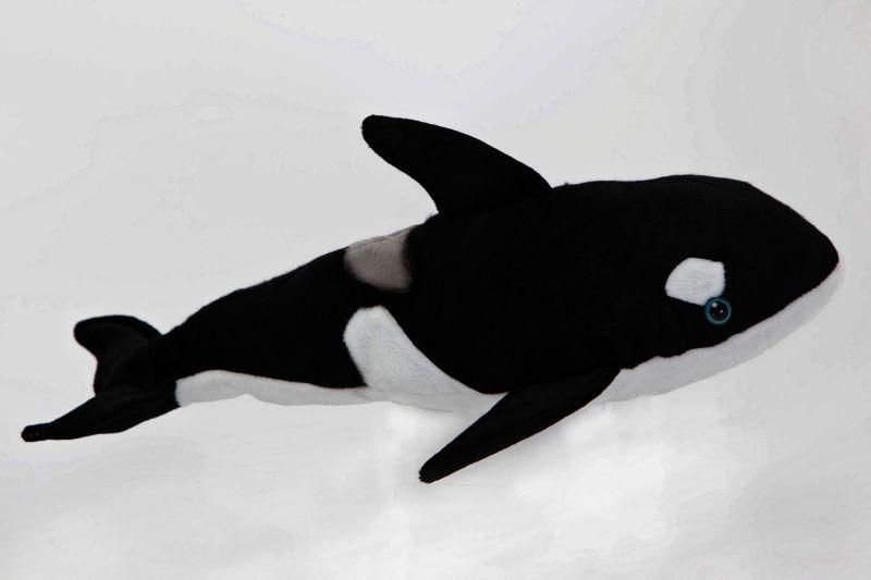 Killer Whale 10 Inch Stuffed Animal