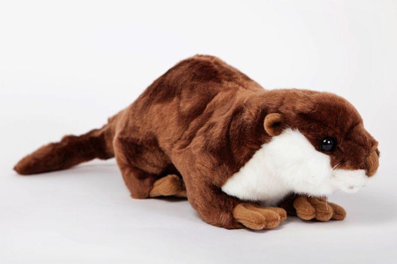 River Otter Stuffed Animal