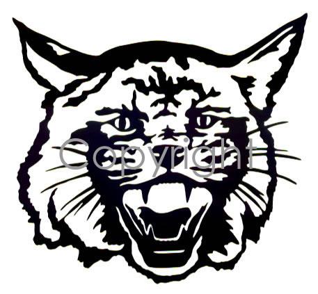 Bobcat Decal