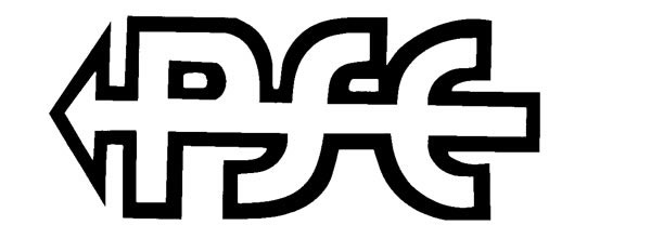Pse Archery Logo Decal