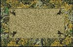 Realtree Advantage Solid Center Area Rug