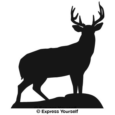 Trophy Truck For Sale >> Trophy Buck Big Game Decal