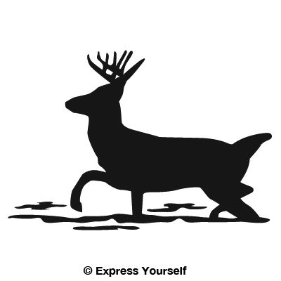 swamp buck big game decal duck hunting clip art commercial use duck hunting clip art for cricut