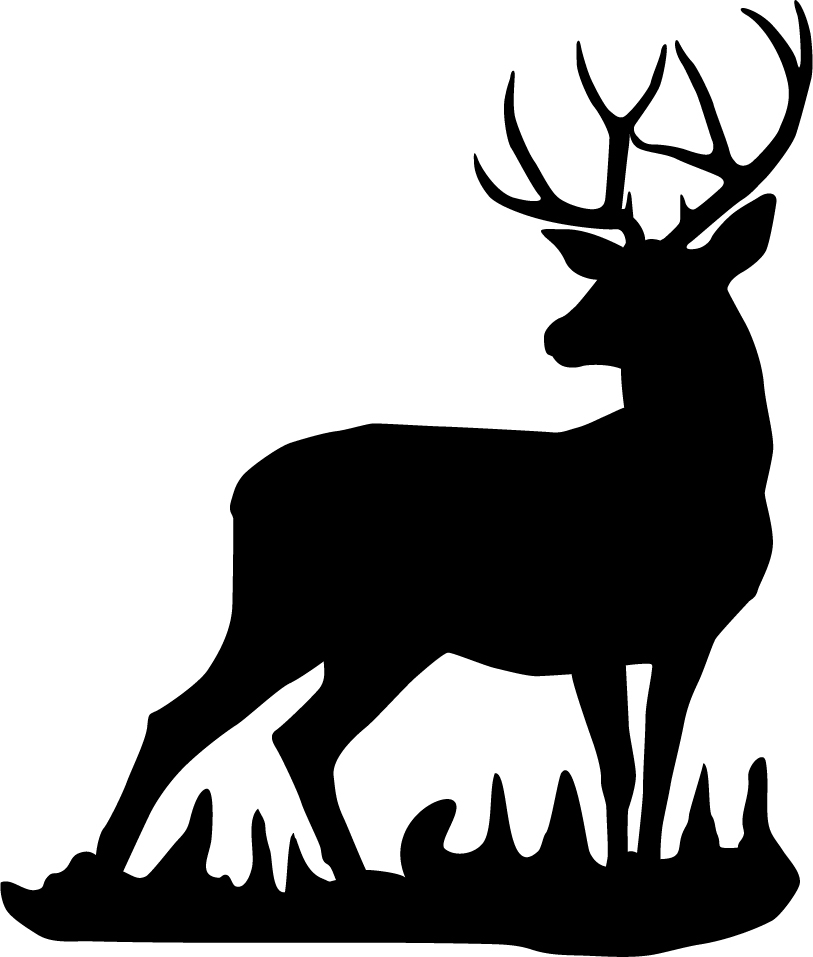 mule deer buck wall decal garage sale clip art clothes garage sale clip art clothes