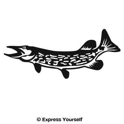 101608 furthermore Ol Free Printable Sports Stencils likewise Buck Mule Deer likewise Human Spine Clip Art as well Northern Pike Decal P36203. on hunting stencil