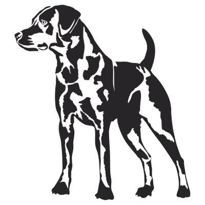 Was That A Bird Lab Hunting Dog Decal - Sporting dog decals