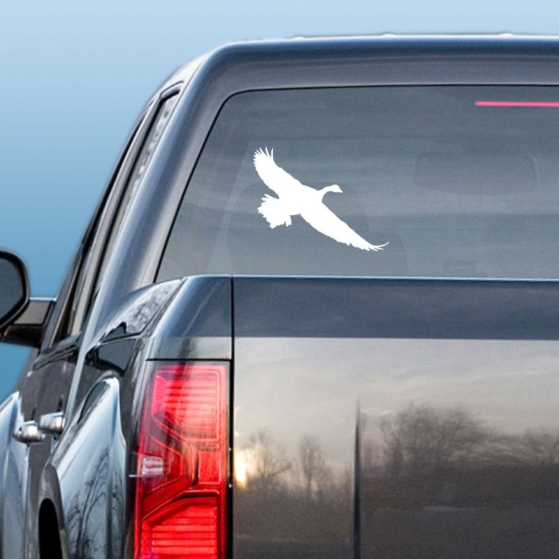 Canada Goose Decal - Window stickers for cars canada