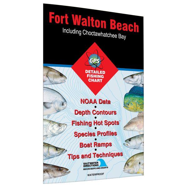 Florida ft walton beach including choctawhatchee bay for Fort walton beach fishing