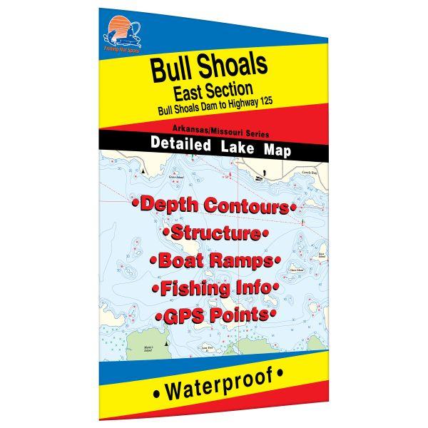 Arkansas / Missouri Bull Shoals-East (Bull Shoals Dam to Hwy 125 ...