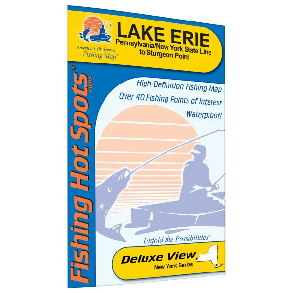 Pennsylvania new york erie lake eastern basin ny pa for Lake erie perch fishing hot spots