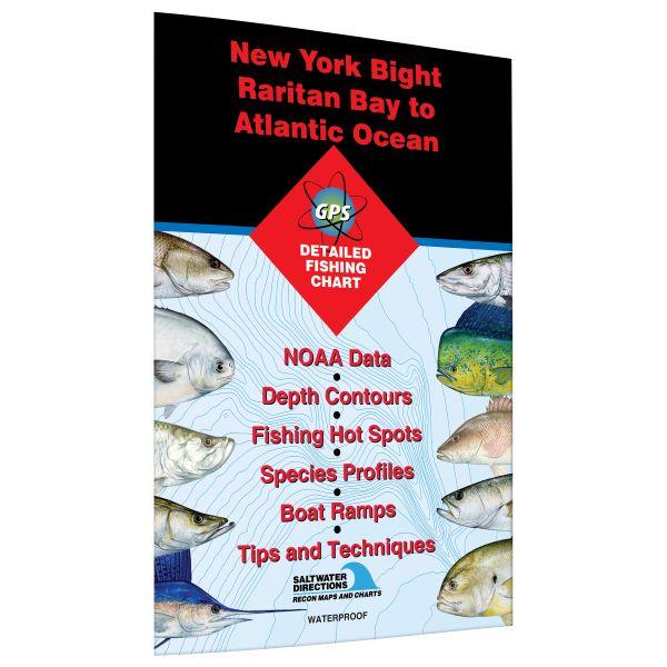 New Jersey New York Bight Raritan Bay to Atlantic Ocean ...
