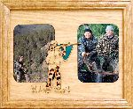 Gun Hunting 8x10 Horizontal Picture Frame
