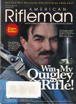 Vintage American Rifleman Magazine - May, 2005