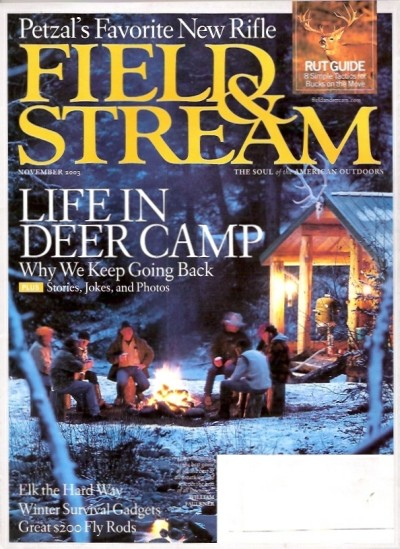Field and Stream Magazine May 1962 Bonus Booklet Best Places To Fish and Camp
