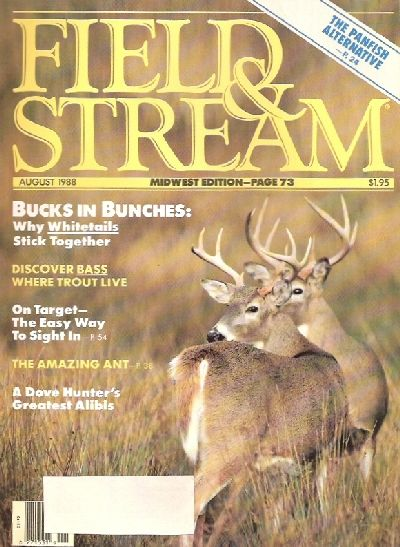 a summary of field and stream magazine and its target market How to conduct field research: presenting the results for maximum impact the entire process depends on the scope of the study but can take anywhere from six weeks to six months.