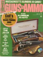 Vintage Guns & Ammo Magazine - June, 1971