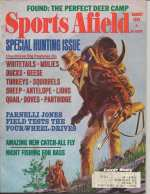 Vintage Sports Afield Magazine - August, 1970