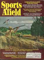 Vintage Sports Afield Magazine - August, 1973
