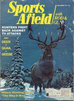 Vintage Sports Afield Magazine - December, 1975