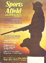 Vintage Sports Afield Magazine - August, 1976