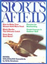 Vintage Sports Afield Magazine - August,1977