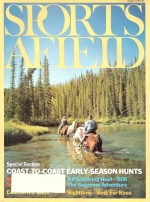 Vintage Sports Afield Magazine - August,1978