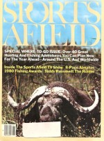 Vintage Sports Afield Magazine - January,1980
