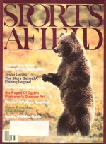 Vintage Sports Afield Magazine - March,1980