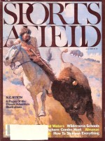 Vintage Sports Afield Magazine - June,1980
