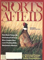 Vintage Sports Afield Magazine - September,1980