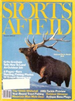 Vintage Sports Afield Magazine - December,1980
