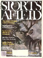 Vintage Sports Afield Magazine - December, 1981