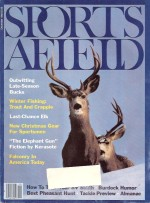 Vintage Sports Afield Magazine - December,1982