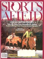 Vintage Sports Afield Magazine - November,1983