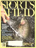 Vintage Sports Afield Magazine - March, 1984