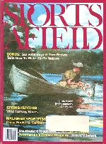 Vintage Sports Afield Magazine - April, 1984