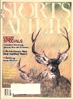 Vintage Sports Afield Magazine - August, 1984