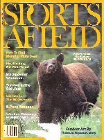 Vintage Sports Afield Magazine - September, 1984