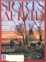 Vintage Sports Afield Magazine - October, 1984