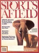 Vintage Sports Afield Magazine - January,1985