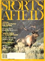 Vintage Sports Afield Magazine - July, 1985
